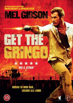 Get the Gringo Dvd cover