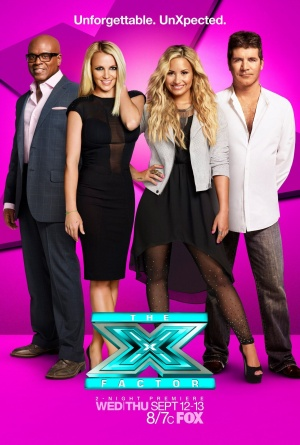 The X Factor 1382x2048
