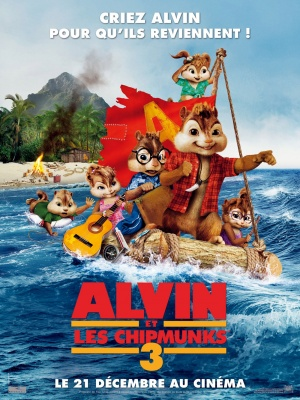 Alvin and the Chipmunks: Chipwrecked 1400x1867