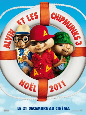 Alvin and the Chipmunks: Chipwrecked 1200x1600