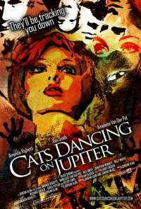 Cats Dancing on Jupiter poster