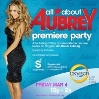 All About Aubrey poster