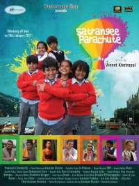 Satrangee Parachute poster