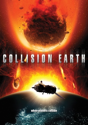 Collision Earth Cover