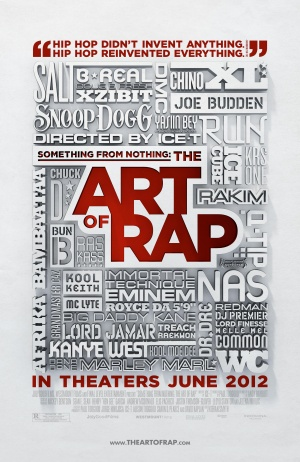 Something from Nothing: The Art of Rap 3250x5000