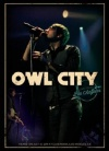 Owl City: Live from Los Angeles Cover
