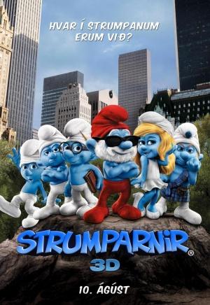 The Smurfs 800x1163