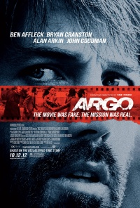 Operacja Argo poster