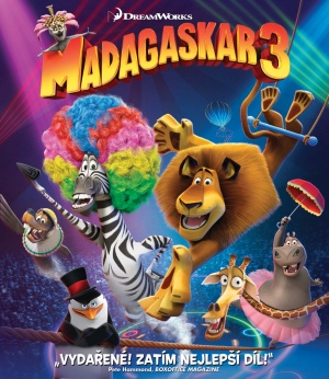 Madagascar 3: Europe's Most Wanted 1524x1760