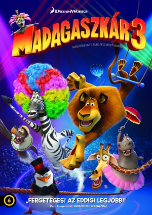 Madagascar 3: Europe's Most Wanted 1445x2048