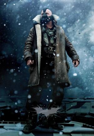 Batman: El caballero de la noche asciende 3383x4912