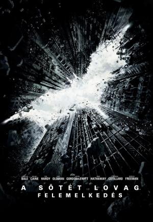 Batman: El caballero de la noche asciende 1499x2175