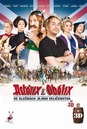Asterix & Obelix - Im Auftrag Ihrer Majestät 3376x5000