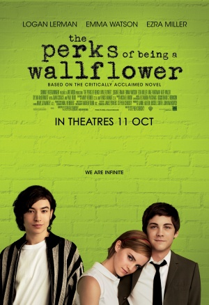 The Perks of Being a Wallflower 1697x2480