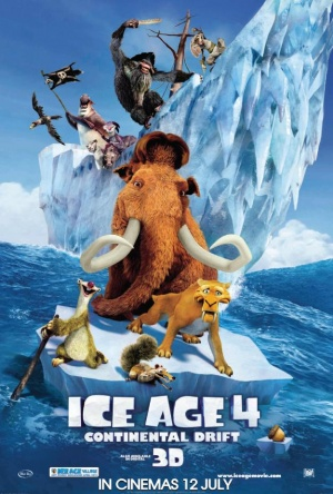 Ice Age 4 - Voll verschoben 625x926