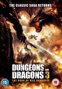 Dungeons & Dragons: The Book of Vile Darkness poster