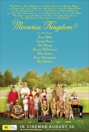 Moonrise Kingdom - Una fuga d'amore 2386x3543