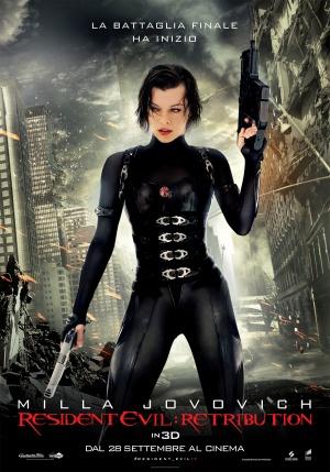 Resident Evil: Retribution 1500x2143