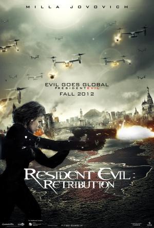 Resident Evil: Retribution 2025x3000