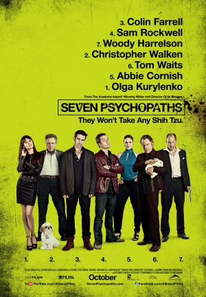 Seven Psychopaths 3462x5000