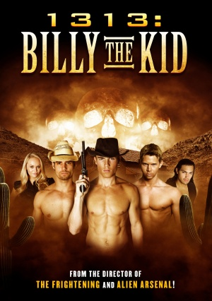 1313: Billy the Kid 1521x2158