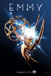 The 64th Primetime Emmy Awards poster