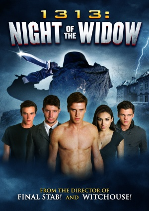 1313: Night of the Widow Cover