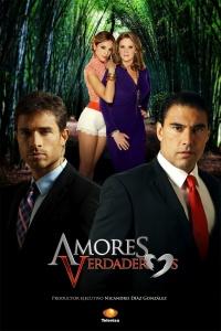 Amores verdaderos poster