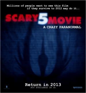 Scary Movie 5 3201x3481