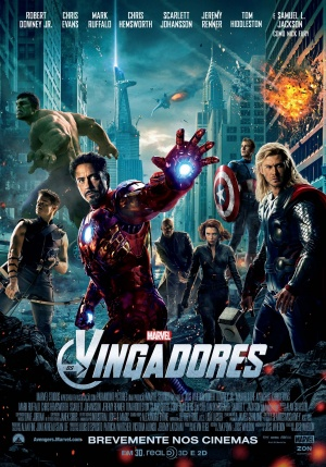 The Avengers 1984x2834