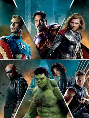 The Avengers 2333x3085