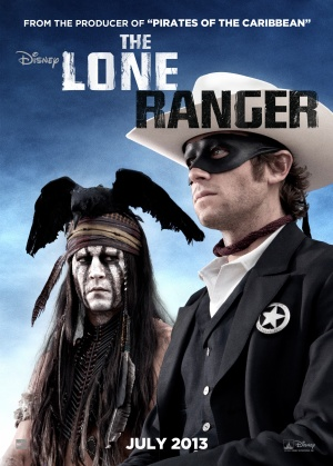The Lone Ranger 2297x3208