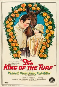 The King of the Turf poster