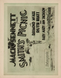 Smith's Picnic poster
