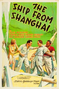 The Ship from Shanghai poster