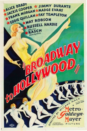 Broadway to Hollywood 1991x3000