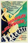 Broadway to Hollywood poster