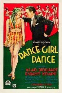 Dance, Girl, Dance poster
