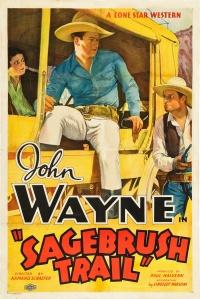 Sagebrush Trail poster