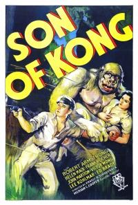 El hijo de Kong poster