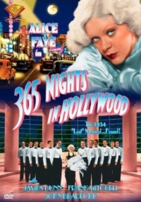 365 Nights in Hollywood poster
