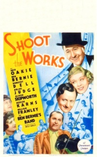 Shoot the Works poster