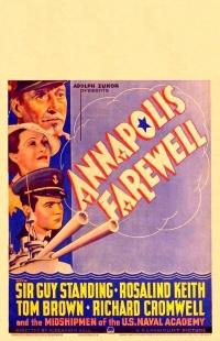 Annapolis Farewell poster
