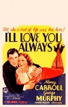 I'll Love You Always poster