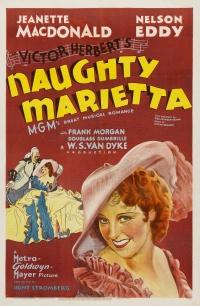 Naughty Marietta poster