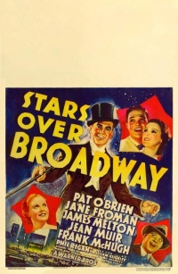 Stars Over Broadway poster