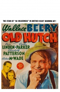 Old Hutch poster
