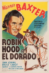 Robin Hood of El Dorado poster