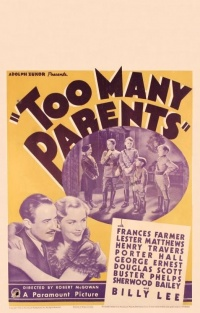 Too Many Parents poster