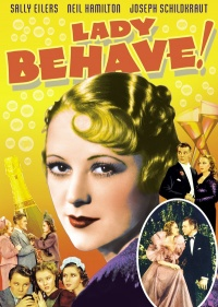 Lady Behave! poster